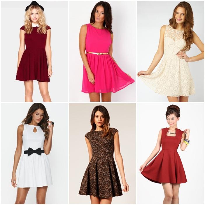Vestidos bonitos para usar de dia
