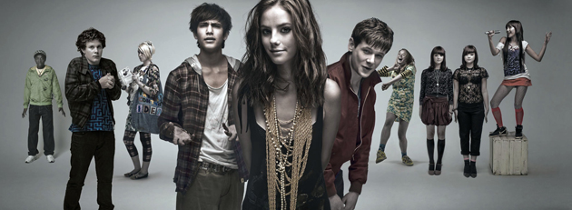 Skins Group Shot