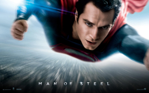 man of steel poster__