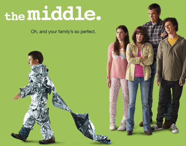 the middle__