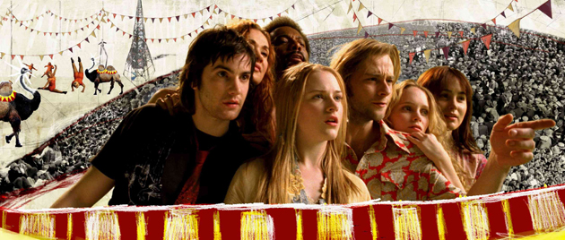 across the universe__
