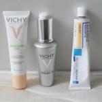 Resenha: Triluma e produtos Vichy