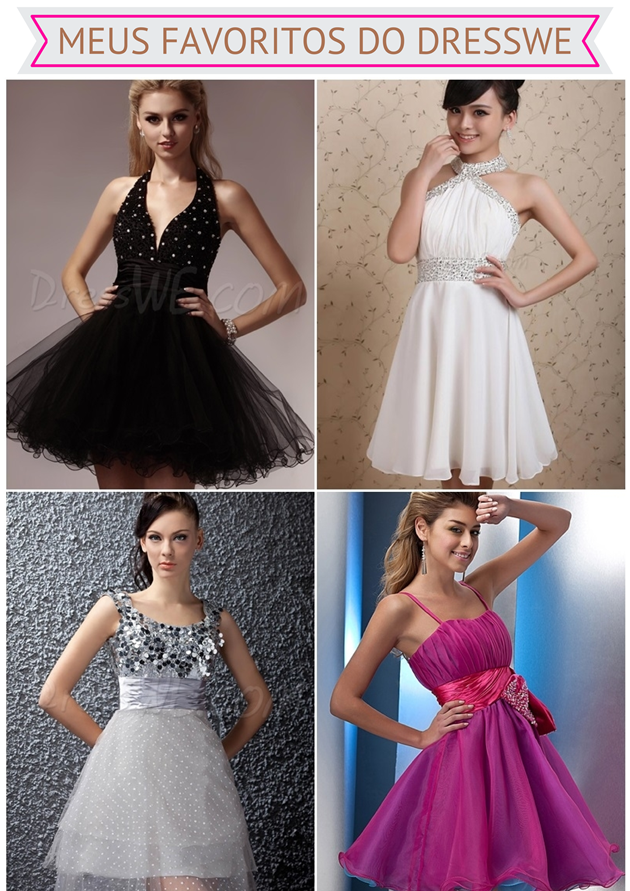 Meus Favoritos do Dresswe