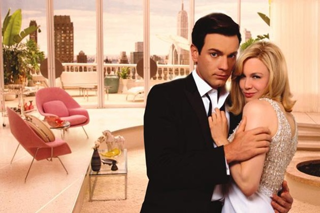 With Ewan McGregor in Down With Love.
