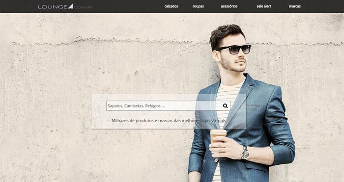 Os homens sempre reclamam que não encontram plataformas digitais que possam  encontrar roupas, acessórios e sapatos de estilo para comprar. fec53d7c84