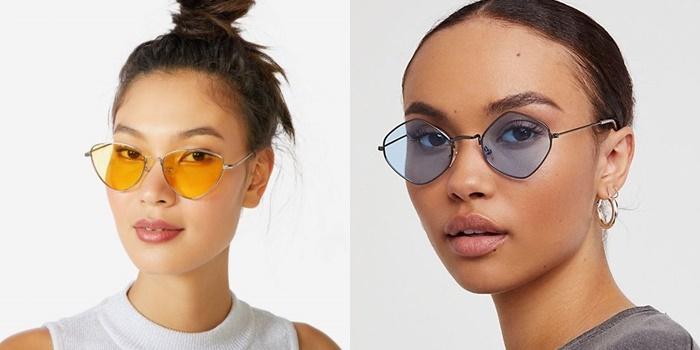 Óculos de sol com lente flat são retos e sem curvatura. Isso faz com que  ele se torne o preferido de muitas mulheres, por ser um modelo simples e  que se ... e298ff7495