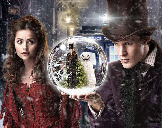 doctor who_the snowmen__