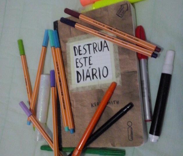 destrua este diário 5