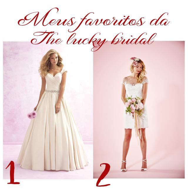 The lucky bridal