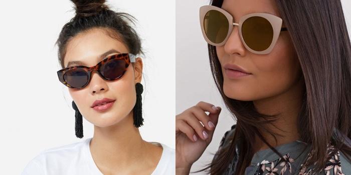 Óculos de sol de lente colorida é uma moda que fez sucesso nos anos 60 e é  atualmente uma forte aposta, são os óculos com lente colorida. 9bc4ffa51b