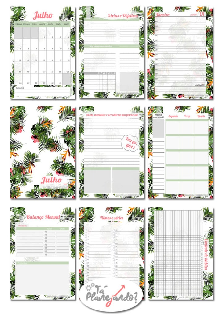 planner2020tropical