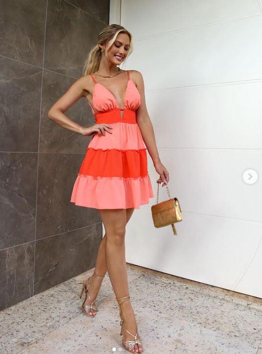 vestidolistradocolorido
