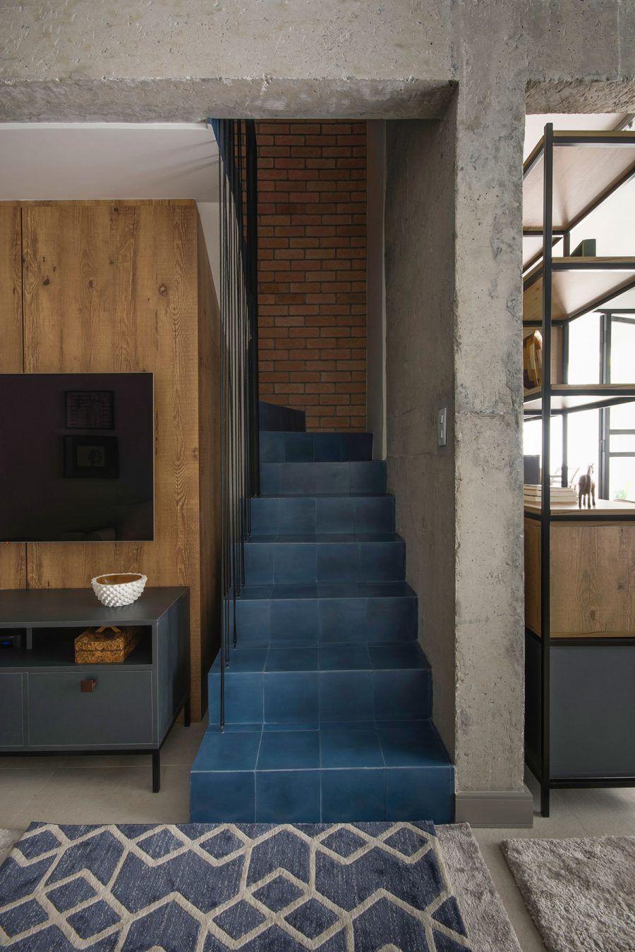 escadanoestiloindustrial