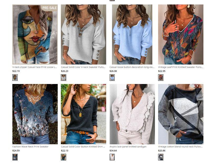 trendysweaters